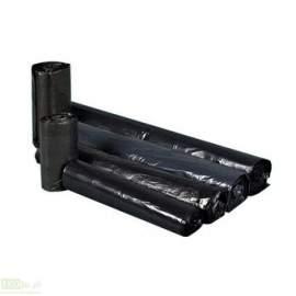 Worki na odpady 120L czarne
